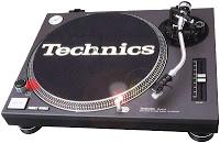Toca discos Technics SL 1200 MKII