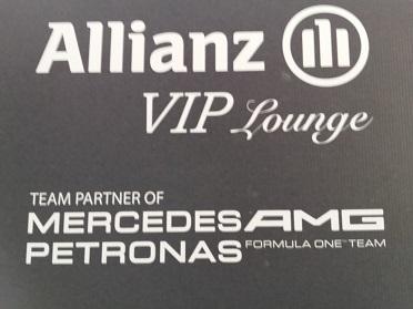 GP FORMULA 1 @  2014  @ INTERLAGOS  @ CAMAROTE ALLIANZ