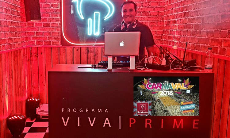 DJ DALVO @ CAMAROTE BRADESCO @ SAMBODROMO ANHEMBI 2018
