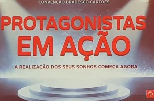 CONVENÇAO BRADESCO LOGO
