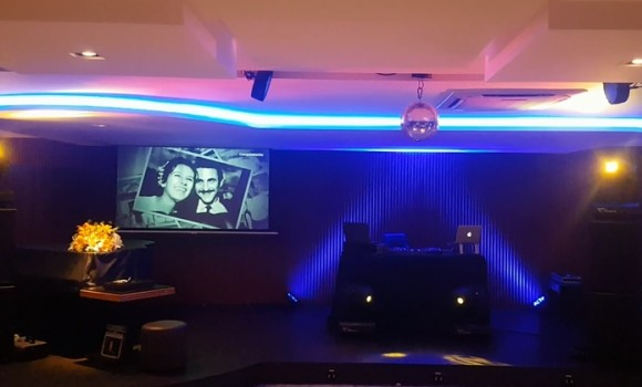 CLUBE PAINEIRAS DO MORUMBY @ PIANO BAR
